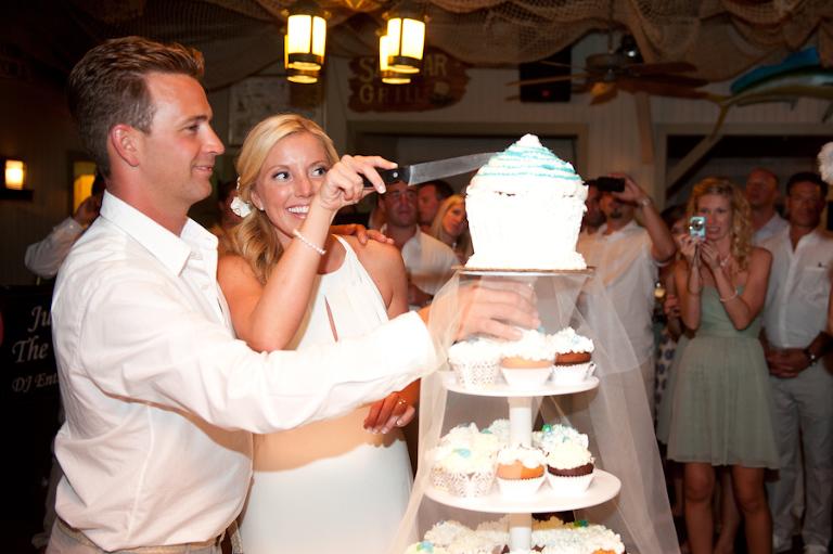 Becky & Anthony's Ocean Beach, Fire Island Wedding