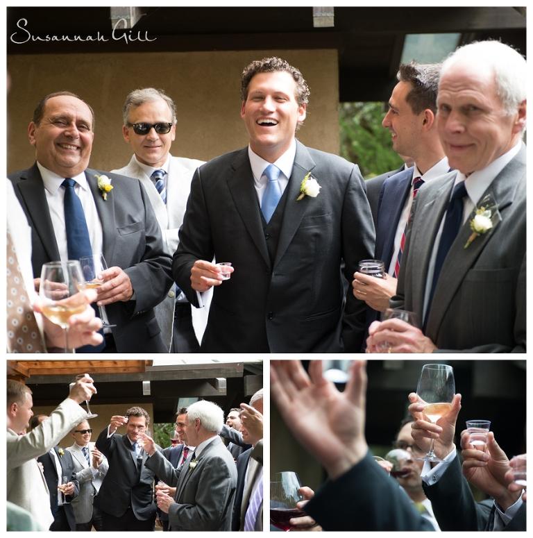 Arista Winery Wedding Photography In Healdsburg CA- Laura