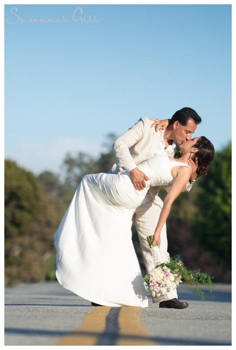 La selva beach wedding