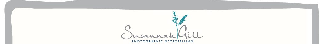 Susannah Gill-Photographic Storytelling Blog logo