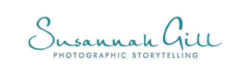 Susannah Gill-Photographic Storytelling Blog logo